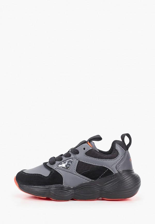 кроссовки geox малыши, черные