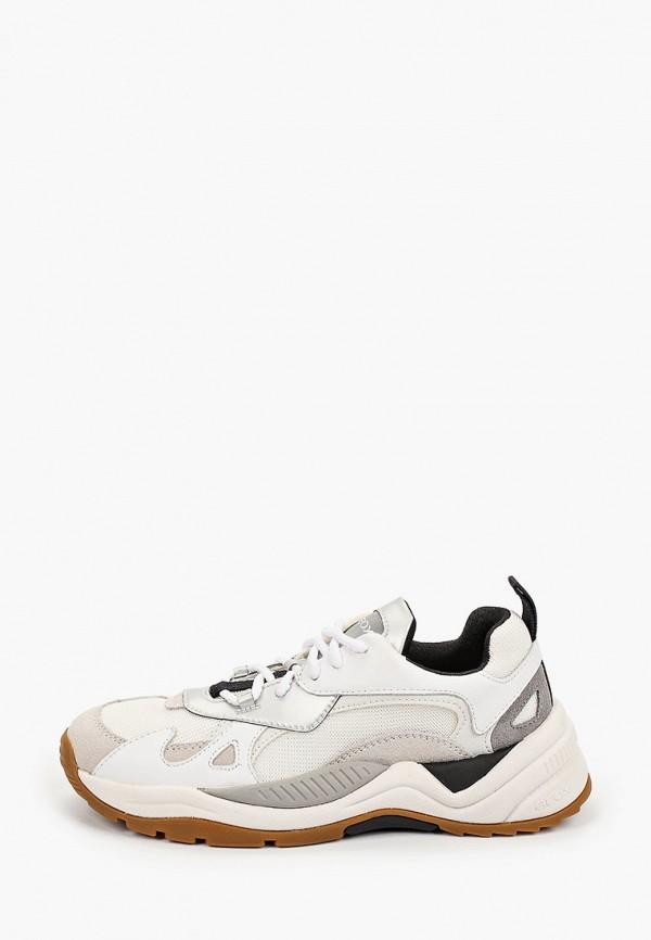 кроссовки geox малыши, белые