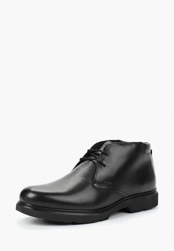 Купить Ботинки Geox, ge347amcbrc1, черный, Осень-зима 2018/2019