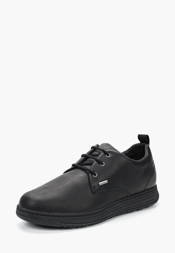 Купить Ботинки Geox, ge347amcbrc5, черный, Осень-зима 2018/2019
