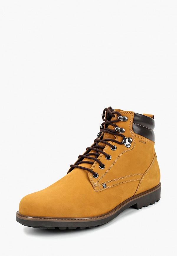 Ботинки Geox Geox GE347AMCBRC6 цена