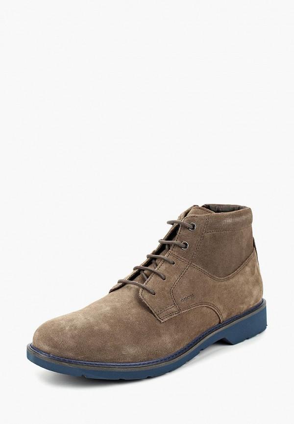 Купить Ботинки Geox, ge347amcbrc9, коричневый, Осень-зима 2018/2019