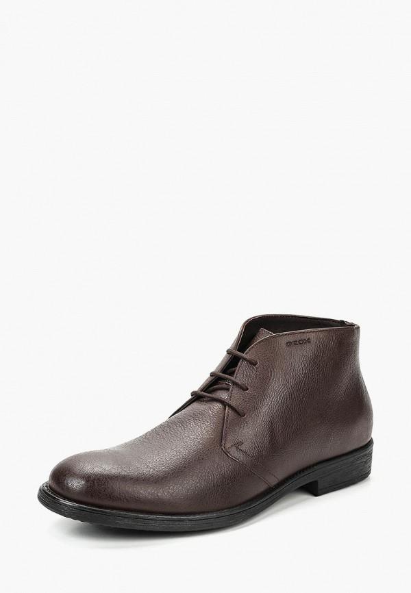 Купить Ботинки Geox, GE347AMCBRD3, коричневый, Осень-зима 2018/2019