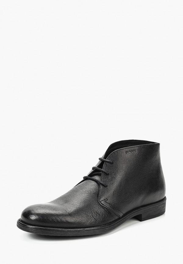 Купить Ботинки Geox, GE347AMCBRD4, черный, Осень-зима 2018/2019