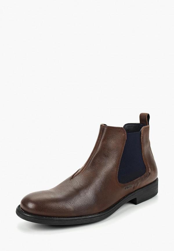 Купить Ботинки Geox, ge347amcbrd6, коричневый, Осень-зима 2018/2019