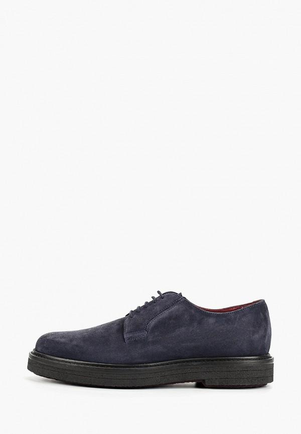 Фото - Мужские туфли Geox синего цвета