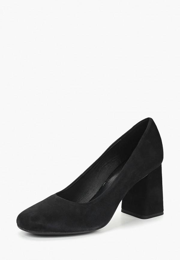 Купить Туфли Geox, GE347AWBWSP6, черный, Осень-зима 2018/2019
