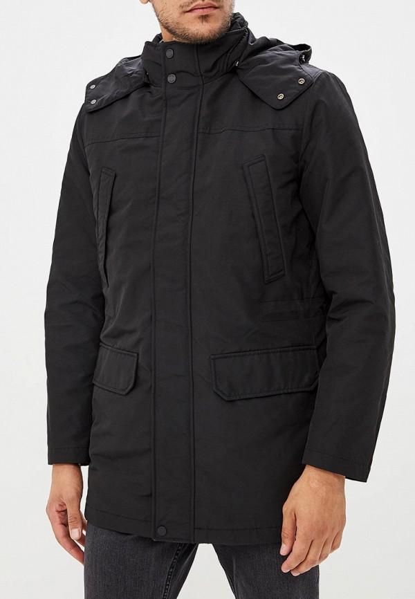 Купить Куртка утепленная Geox, GE347EMBWST8, черный, Осень-зима 2018/2019