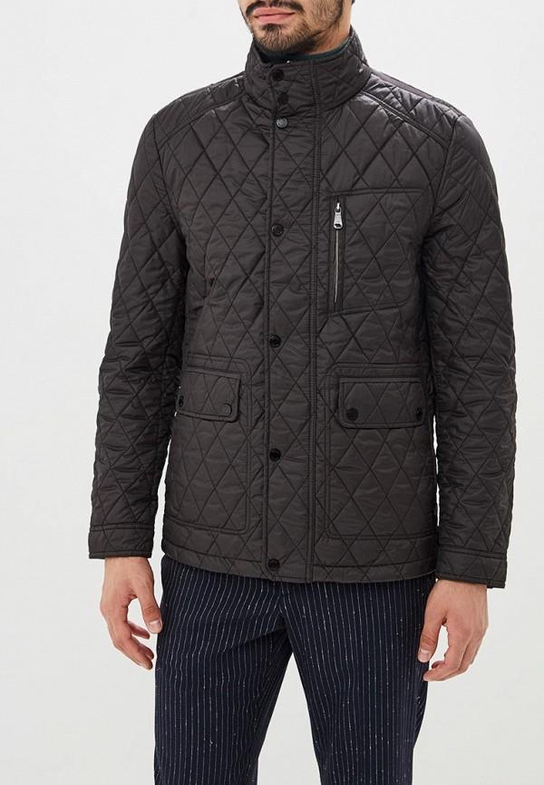 Купить Куртка утепленная Geox, GE347EMBWSU5, черный, Осень-зима 2018/2019