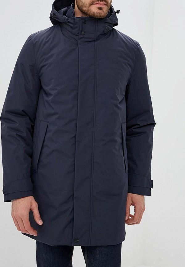 Куртка утепленная Geox, GE347EMBWSV5, синий, Осень-зима 2018/2019  - купить со скидкой