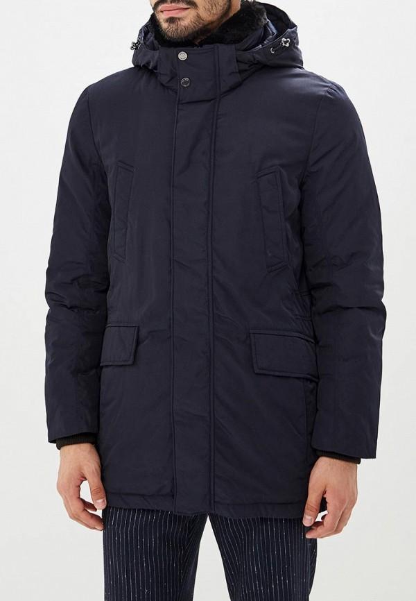 Купить Куртка утепленная Geox, GE347EMBWSX9, синий, Осень-зима 2018/2019