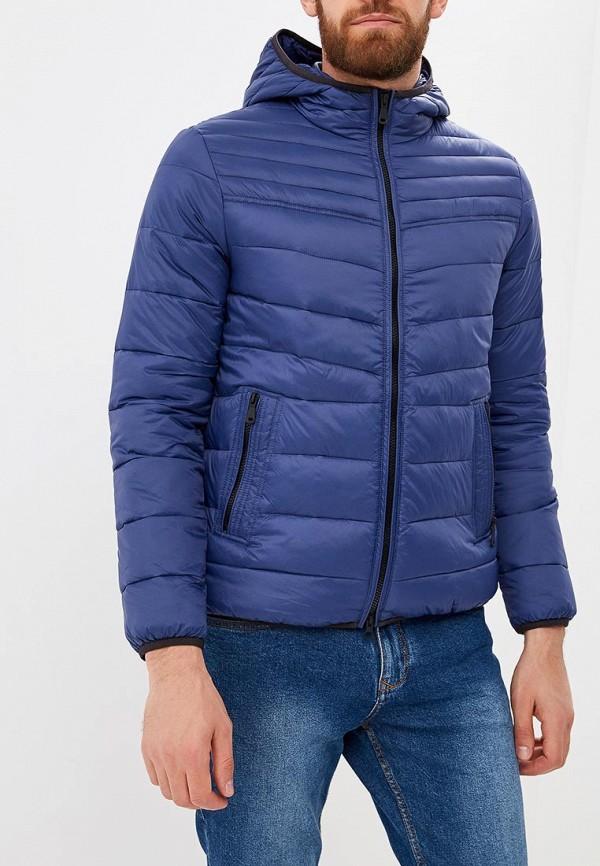 Купить Куртка утепленная Geox, ge347embwuc6, синий, Осень-зима 2018/2019