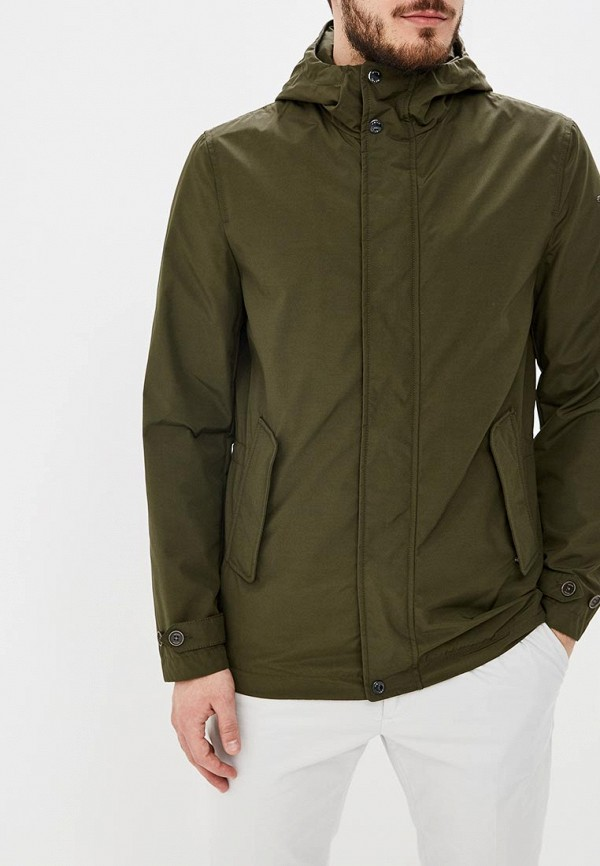 мужская куртка geox, хаки