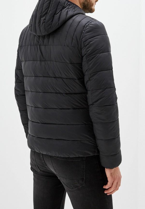 Фото 3 - Куртку утепленная Geox черного цвета