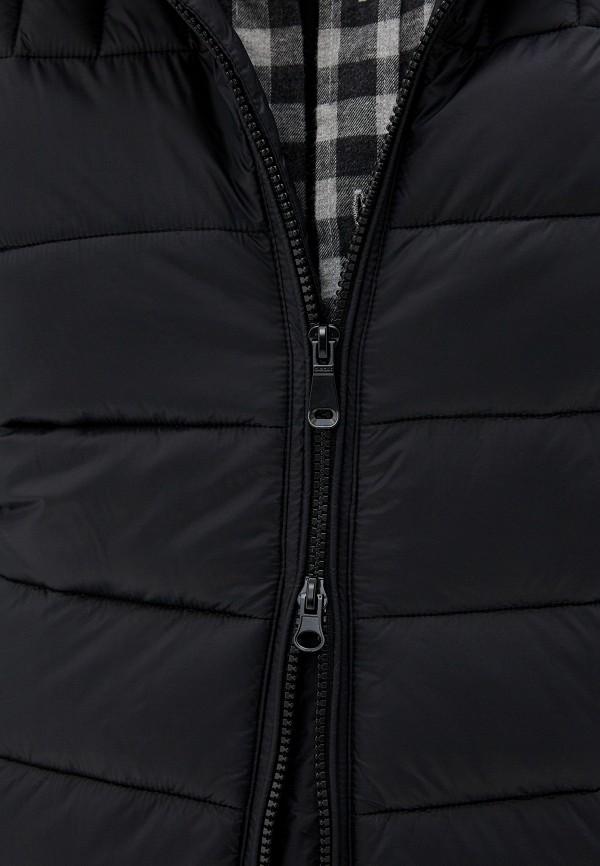 Фото 5 - Куртку утепленная Geox черного цвета