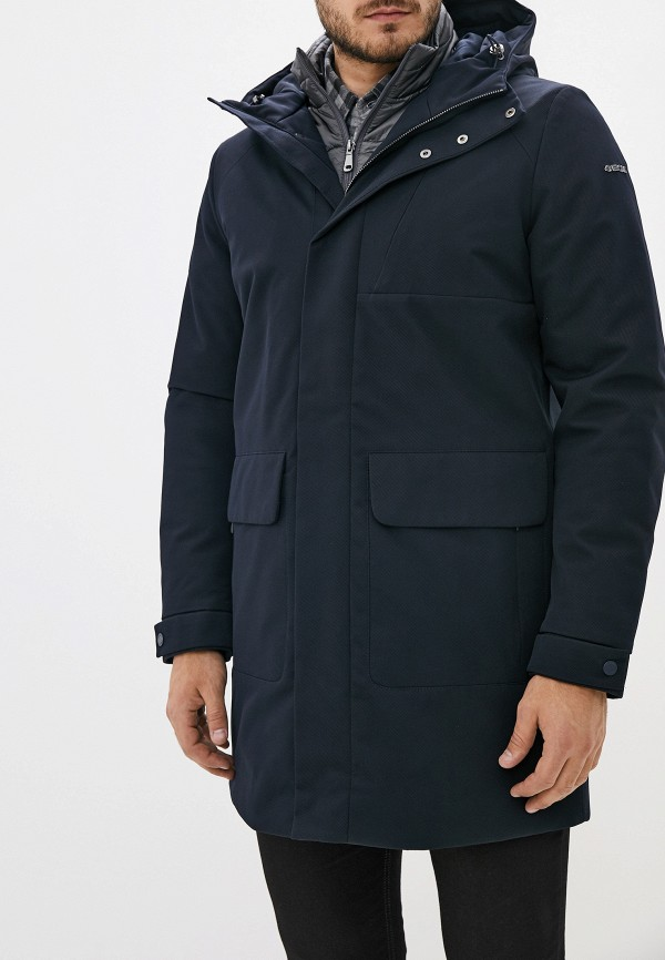 Куртка утепленная Geox Geox GE347EMFSLR8