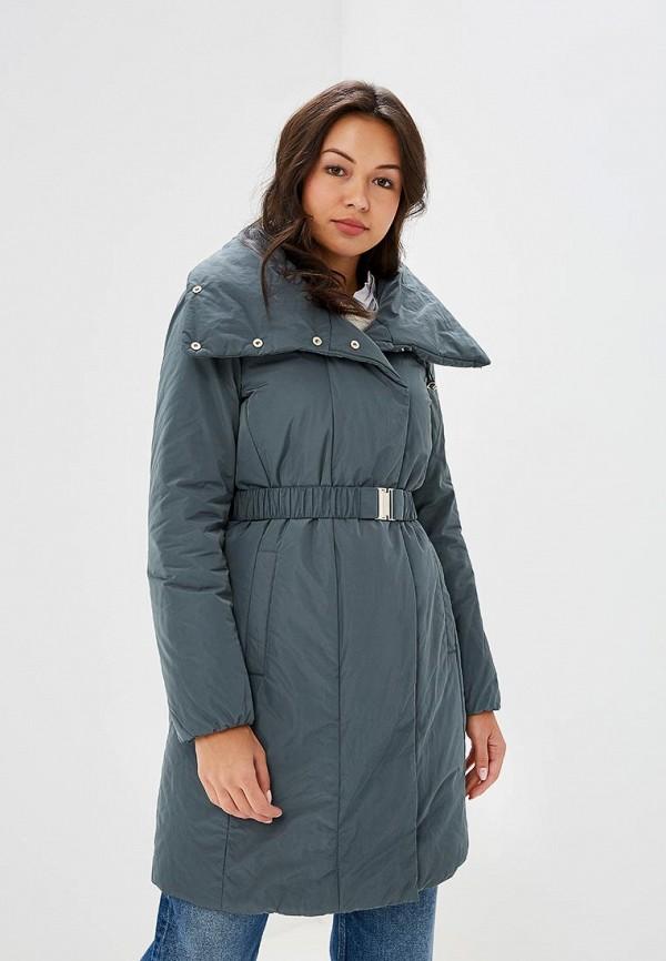 женская куртка geox, серая
