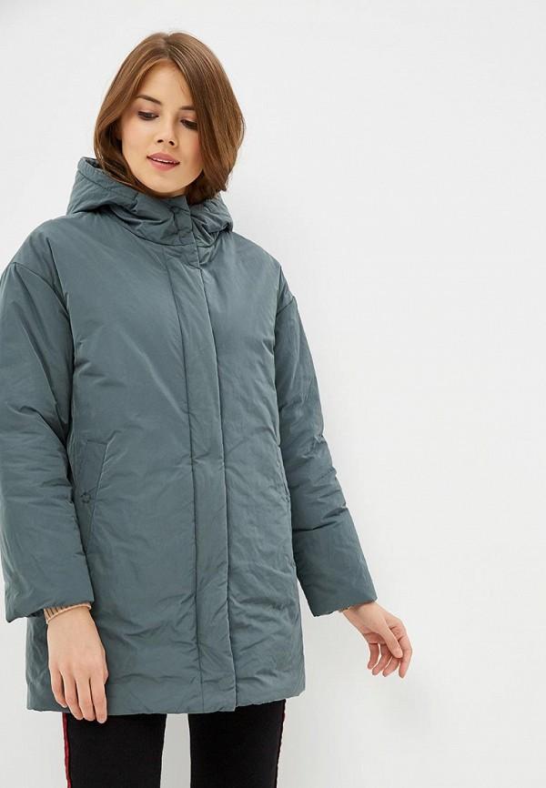 купить Куртка утепленная Geox Geox GE347EWBZKO7 по цене 13290 рублей
