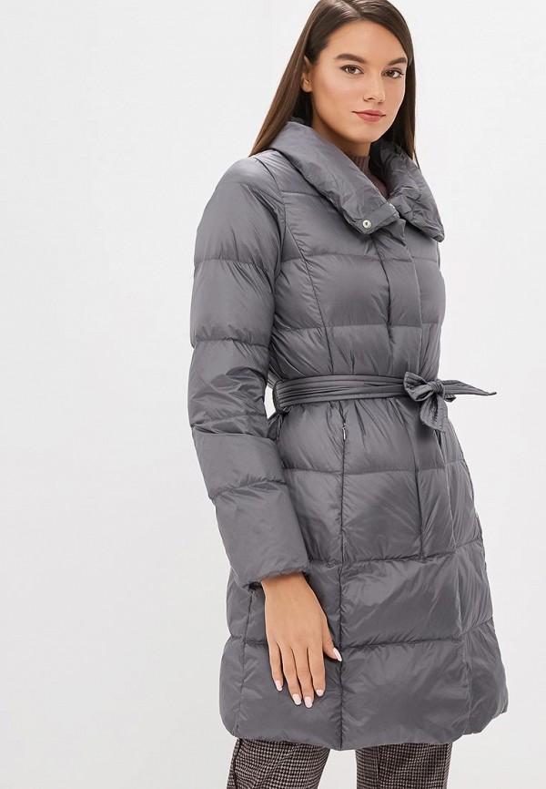 Купить Пуховик Geox, GE347EWBZKS5, серый, Осень-зима 2018/2019