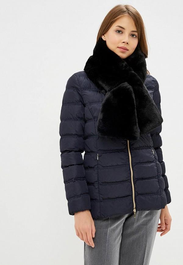 Купить Куртка утепленная Geox, GE347EWBZKS7, синий, Осень-зима 2018/2019
