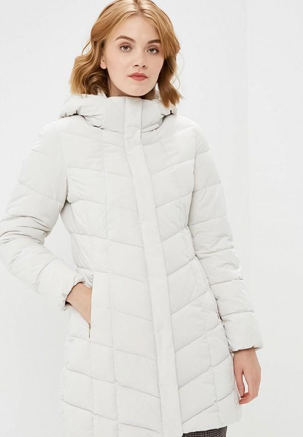 Купить Пуховик Geox, GE347EWBZKT3, белый, Осень-зима 2018/2019