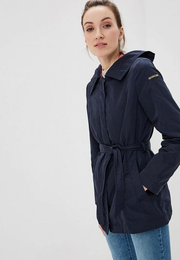 купить Куртка Geox Geox GE347EWDMKX2 по цене 6860 рублей