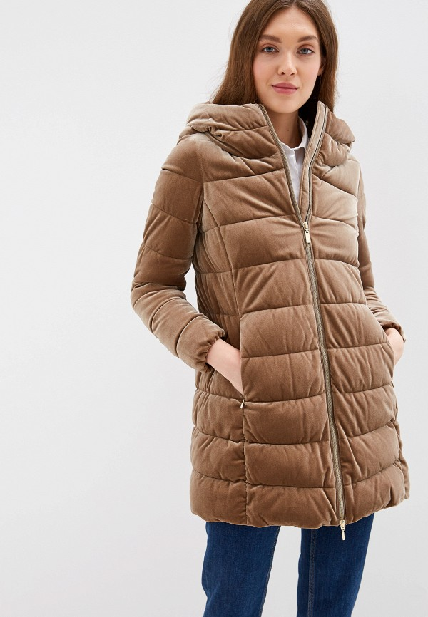 Куртка утепленная Geox Geox GE347EWFQSB1