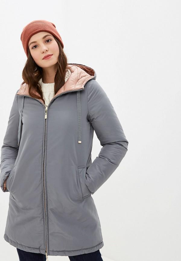 женская куртка geox, разноцветная