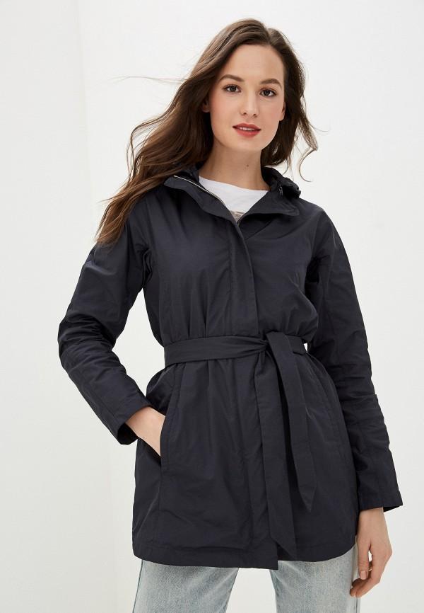 женская легкие куртка geox, синяя