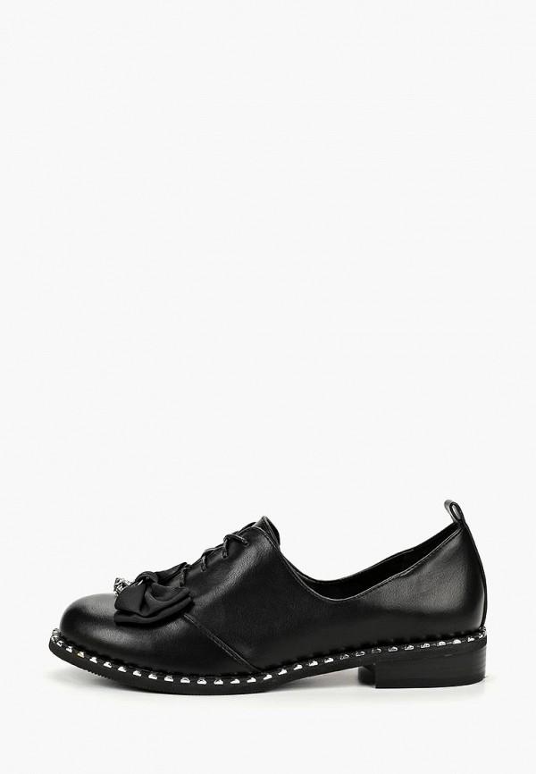 Купить Ботинки Gene, ge632awemir6, черный, Весна-лето 2019