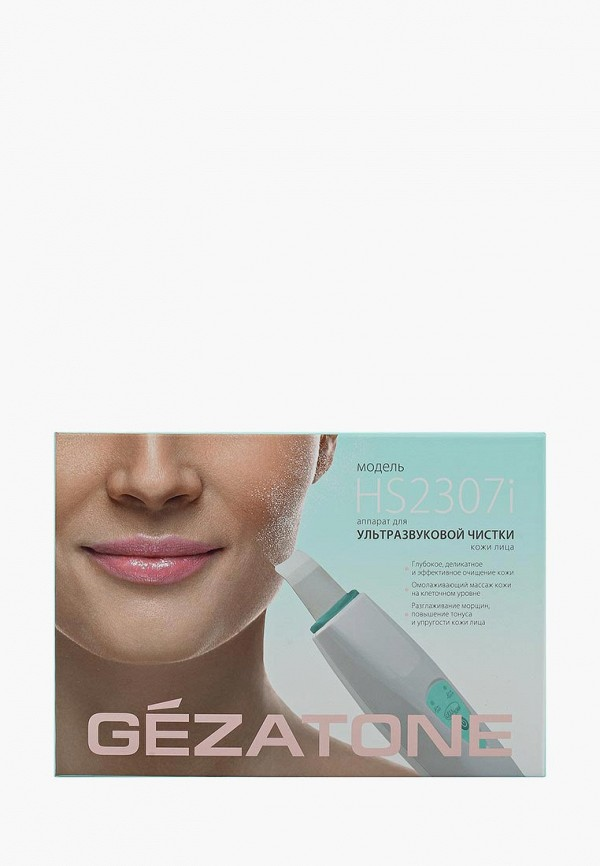 Прибор для очищения лица Gezatone Gezatone GE633LUAXQH5 прибор д микротоковой терапии gezatone прибор д микротоковой терапии