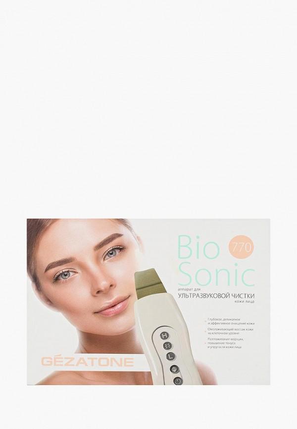 Прибор для очищения лица Gezatone Gezatone GE633LUAXQI0 gezatone прибор косметический galvanic beauty spa