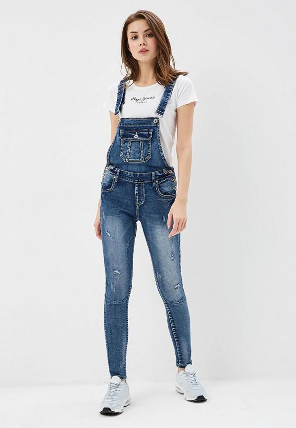 Комбинезон джинсовый G&G G&G GG001EWATMN7