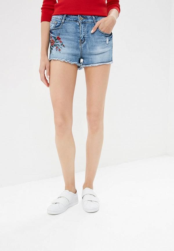 Шорты джинсовые G&G G&G GG001EWBFQI4 шорты g