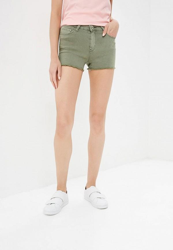 женские повседневные шорты g&g, хаки