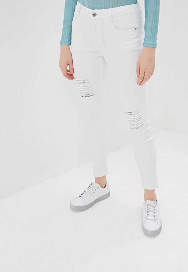 женские джинсы g&g, белые