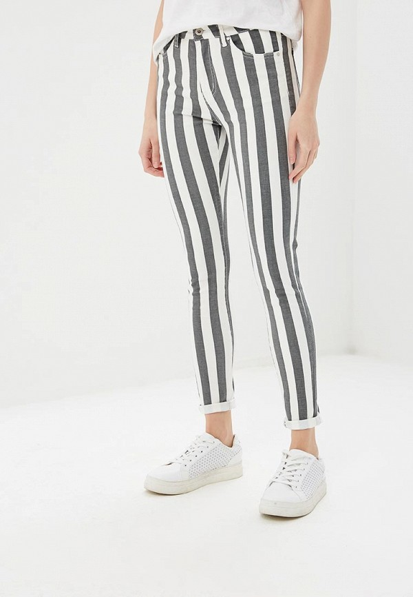 женские повседневные брюки g&g, серые