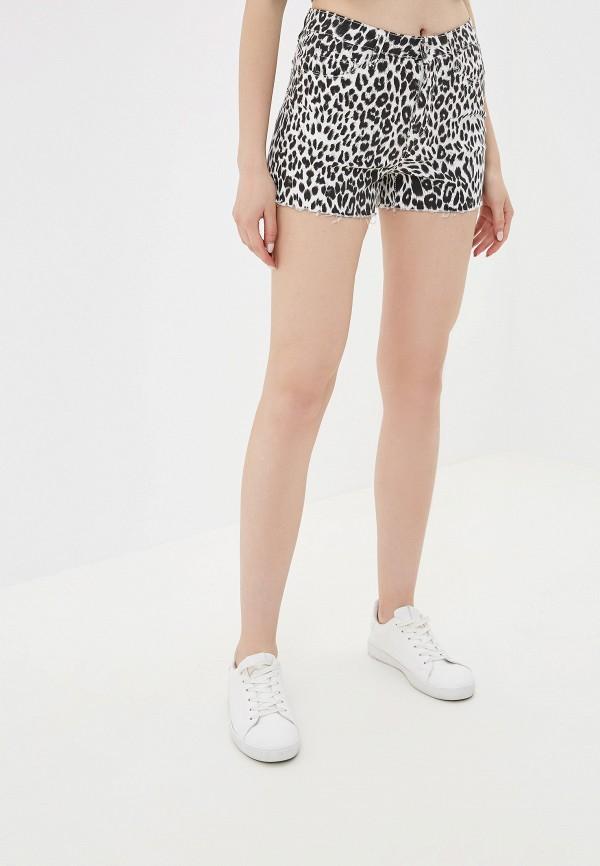 женские повседневные шорты g&g, белые