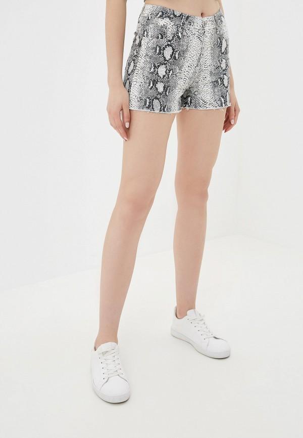 женские шорты g&g, серые