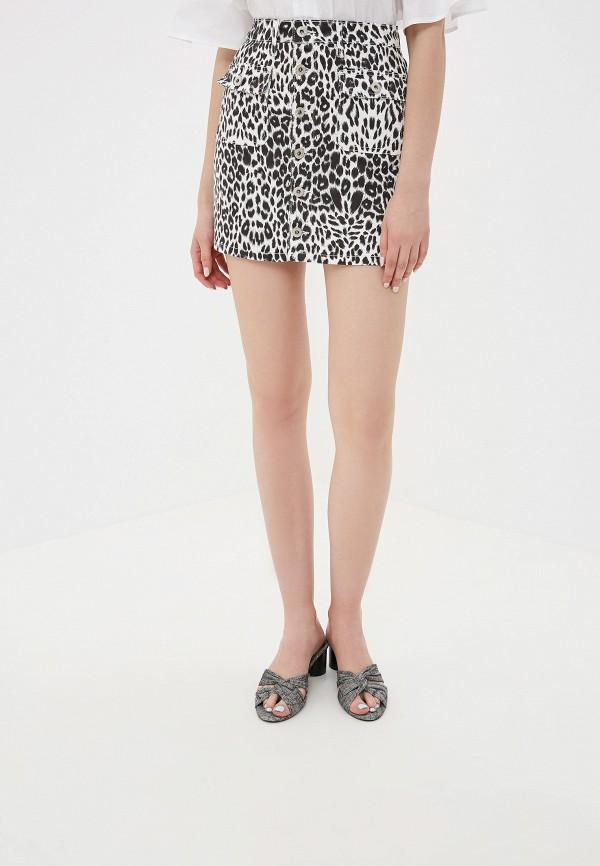 женская юбка g&g, разноцветная