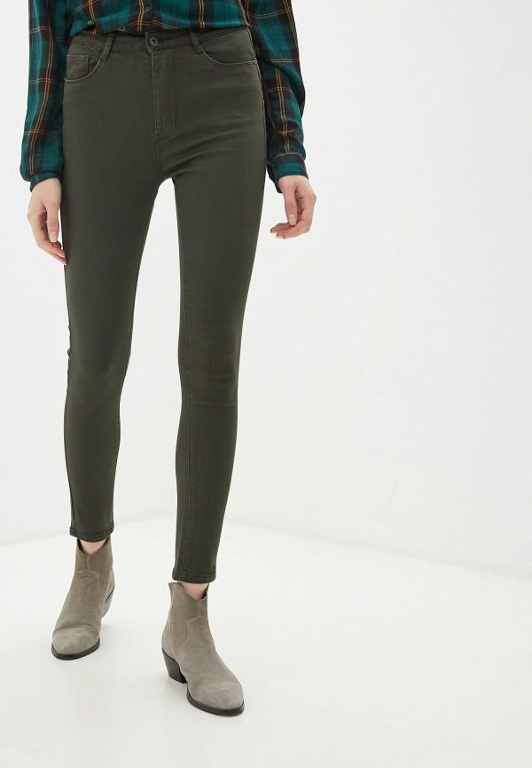 женские джинсы g&g, хаки