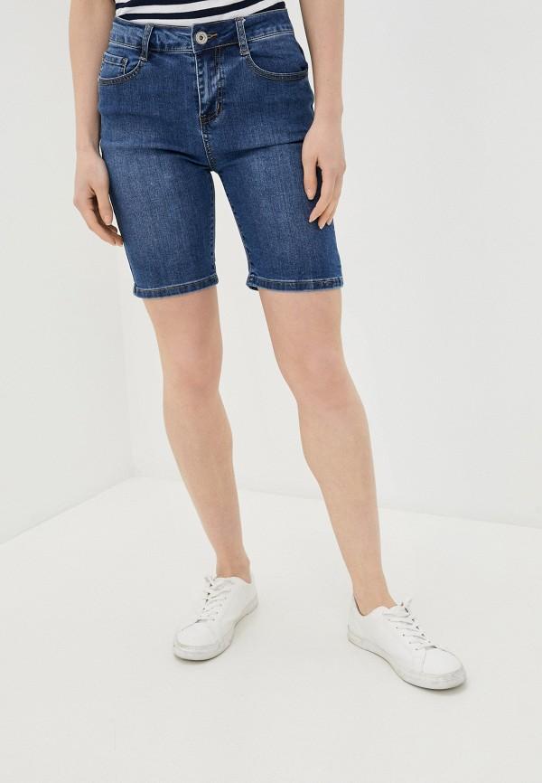 женские джинсовые шорты g&g, синие