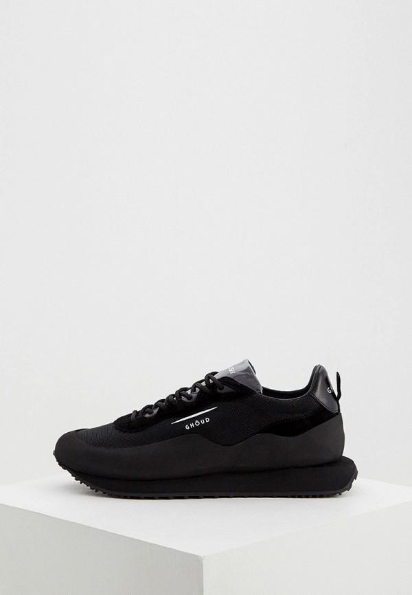 мужские кроссовки ghoud venice, черные