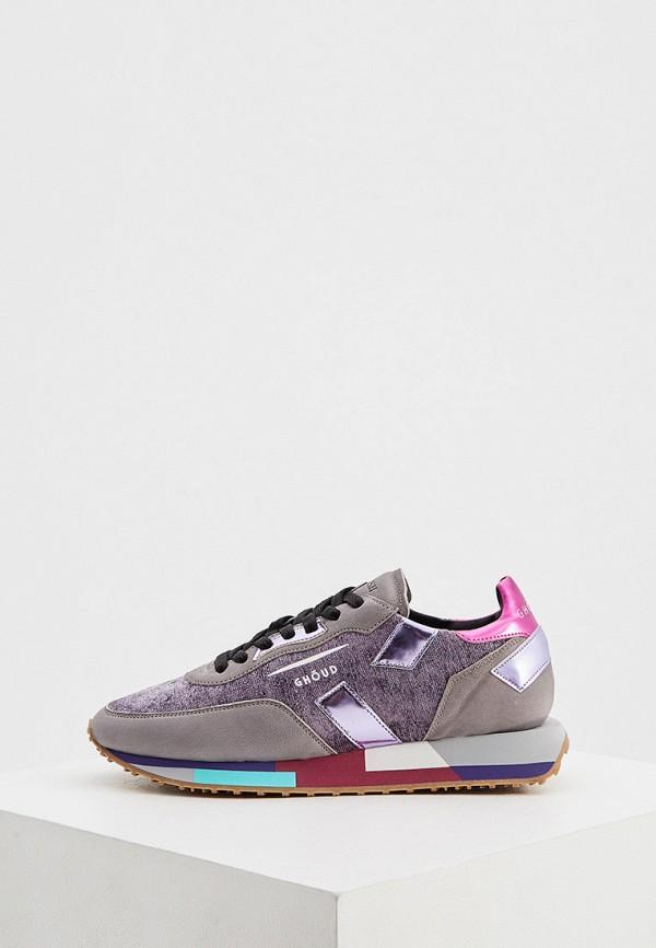 женские кроссовки ghoud venice, фиолетовые