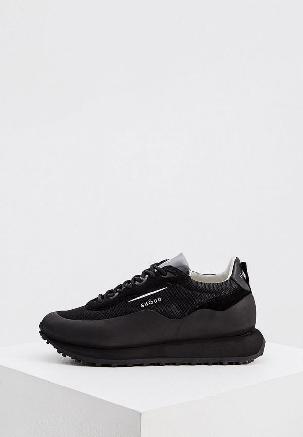 женские кроссовки ghoud venice, черные