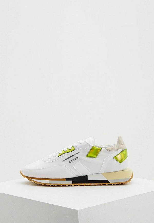 женские кроссовки ghoud venice, белые