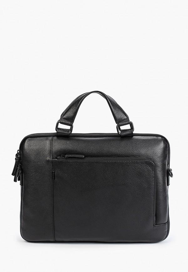 мужская сумка gianni conti, черная