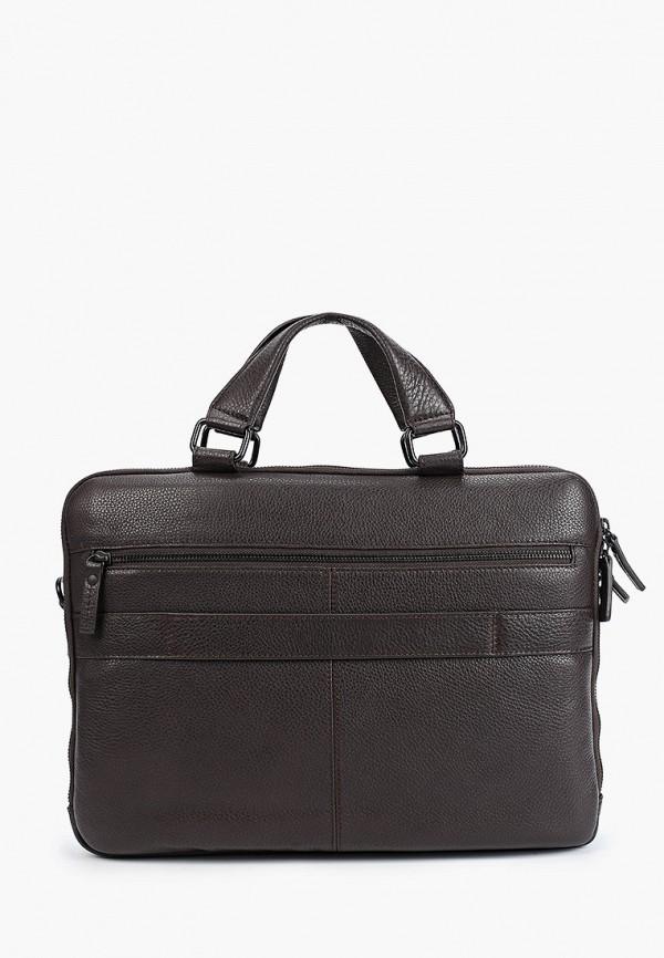 мужская сумка gianni conti, коричневая