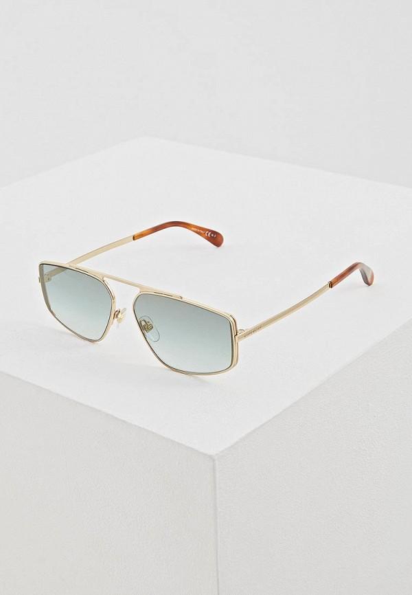 Очки солнцезащитные Givenchy Givenchy GI007DUEQPE1 очки солнцезащитные givenchy givenchy gi007dmnnx80