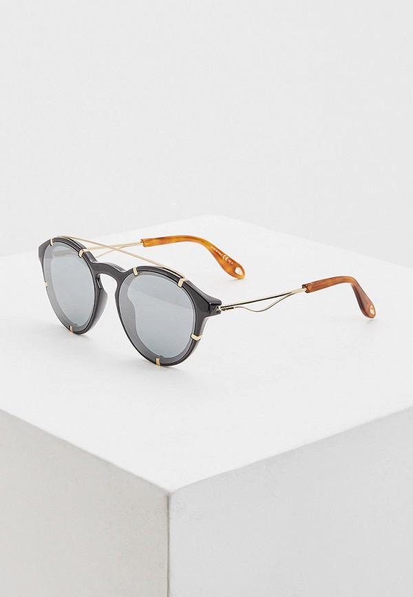 женские солнцезащитные очки givenchy, черные